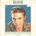 Santa Claus is back in town Elvis Presley