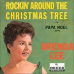Brenda Lee Rockin around the Christmas tree song