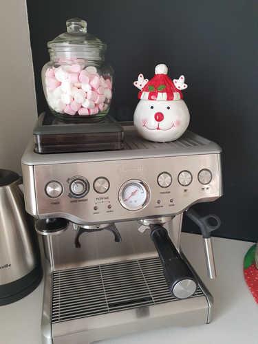 Reindeer ceramic candy jar