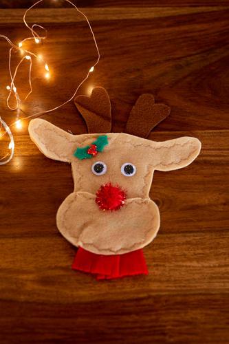 Cutlery Holder Christmas Holder