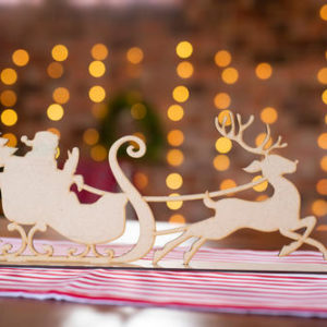 Your mama selling Reindeer Centerpieces