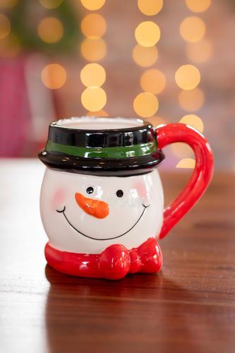 Snowman Mug sold by YourMama