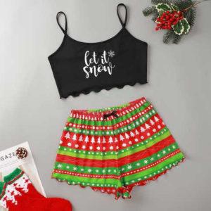 Summer Christmas pj
